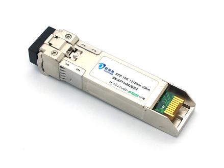 SFP, 10G, dual fiber, 10KM, LC, DDM (OSPLXG10D)