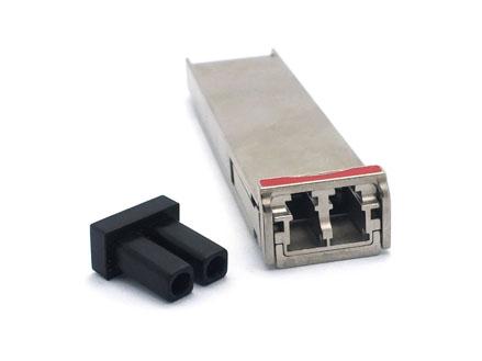 XFP, 10G, dual fiber, 40kM, LC, DDM (OXPLXG40D)