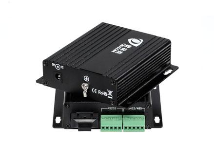 RS232 serial to fiber (OM2101-RS232)