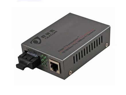 10/100M Duplex Fiber Media Converter External Power Supply (TA210-FE)