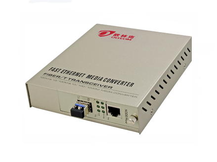 10/100M SFP Fiber Media Converter Internal Power Supply(OM230-FE)