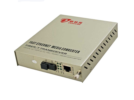 10/100M Simplex Fiber Media Converter Internal Power Supply(OM510-FE)