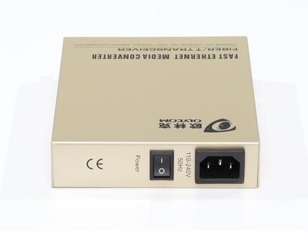 10/100M Duplex Fiber Media Converter Internal Power Supply (OM210-FE)