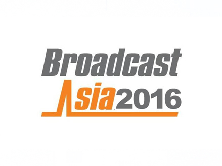 Join us at Broadcast Asia 2016 in Singapore