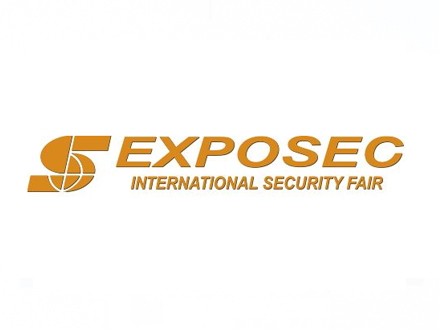 Welcome to join us at EXPOSEC Brazil 2014